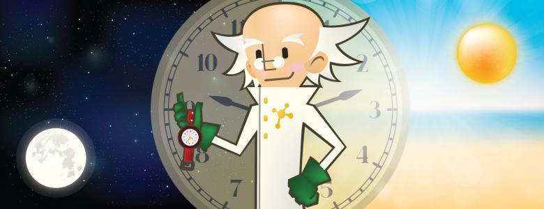 Cambio de hora Science4you