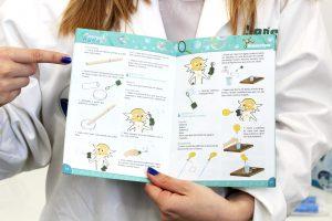 La ciencia del agua libro educativo