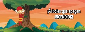 Árboles Bomberos