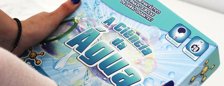 La Ciencia del Agua portada