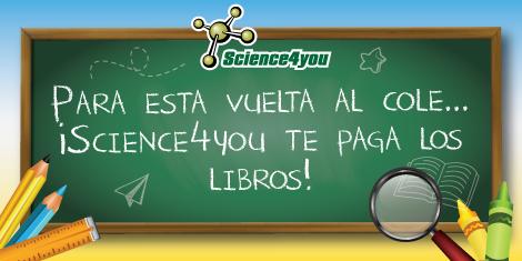 Vuelta al cole con Science4you