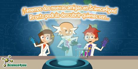 Science4you tiene novedades