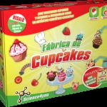 Juguete Científico Fábrica de Cupcakes